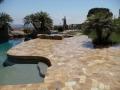 Pool Deck by Flores Masonry LA