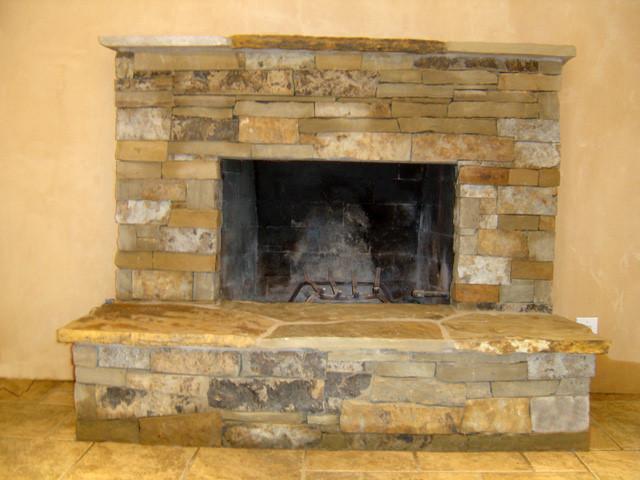 5 Flores Masonry LA Fireplace