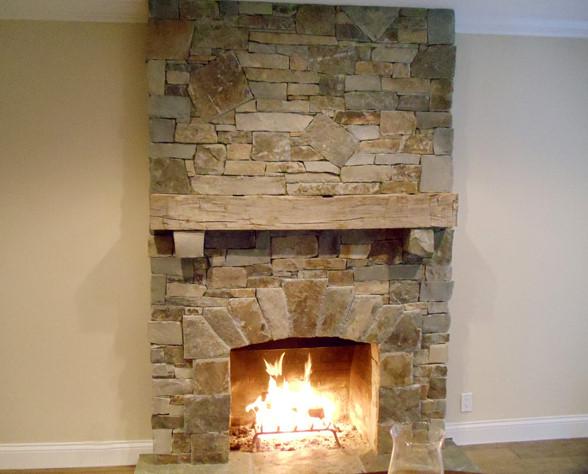 7 Flores Masonry LA Fireplace