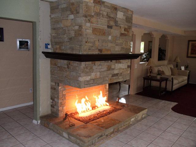 8 Flores Masonry LA Fireplace