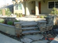 natural stone steps stairs