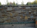 wall natural stone redondo beach
