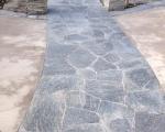 3 Flagstone Walkway Flores masonry