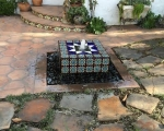 custom mexican fountain