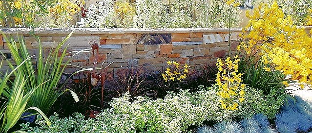 2- Stone Wall | Masonry Contractor Manhattan Beach