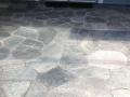 4 Flagstone Walkway Flores masonry